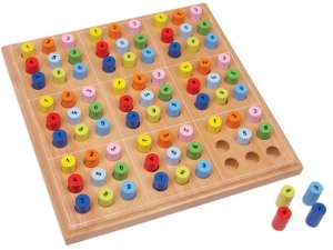 Sudoku Legler 2489