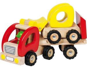 Φορτηγό με ρυμουλκούμενο φορτωτή Goki Κωδ. 55963