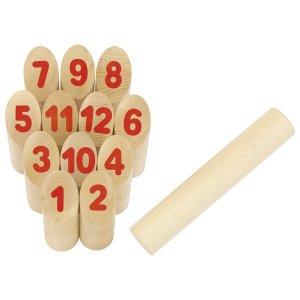 Kubb, Παιχνίδι των Βίκιγκ με αριθμούς Goki 56853