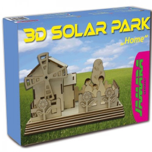 3D Ηλιακό πάρκο Jamara- Κωδ. 400260