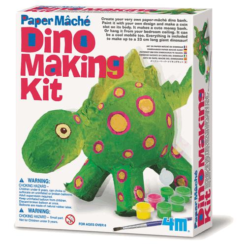 Κατασκευή Δεινόσαυρου Paper Mache 4m0087