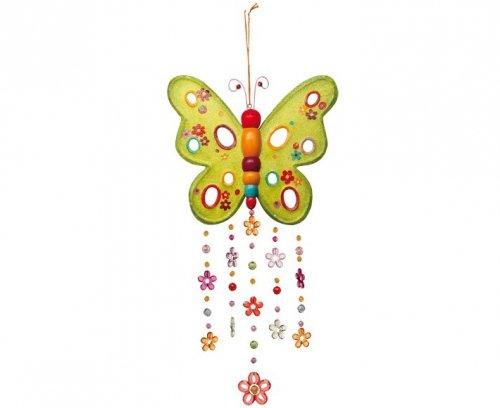 Μεταλική  Πεταλούδα. Legler. Κωδ:5220_G