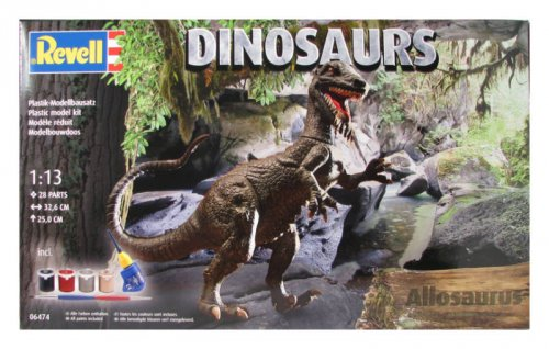 Allosaurus Revell Κωδ: 06474