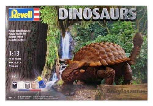 Ankylosaurus Revell Κωδ: 06477