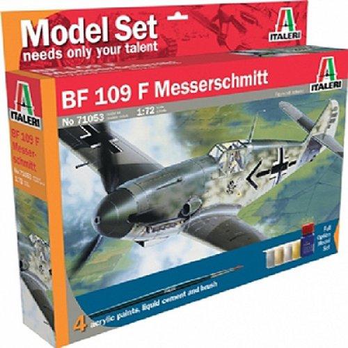 BF-109F - Italeri Κωδ: 71053