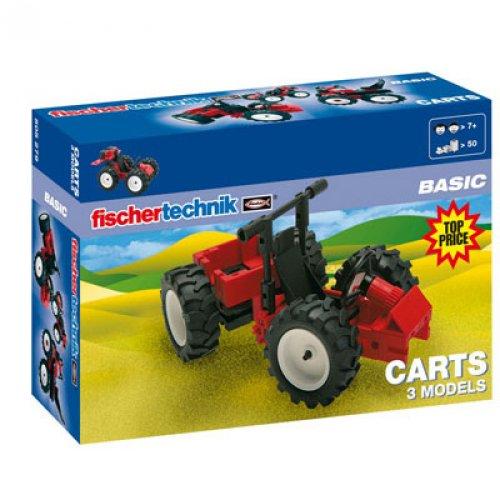 Basic carts Fischertechnik - κωδ. 505279
