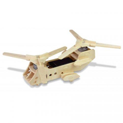 Solar Energy Drived Aircraft-CH47 Robotime P320