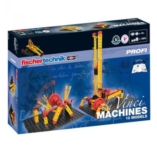 Da Vinci machines Fischertechnik - κωδ. 505882