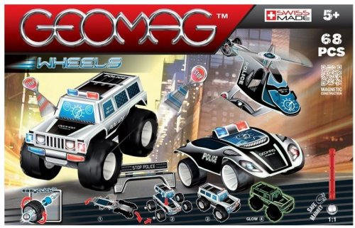 GEOMAG wheels 68pcs Κωδ: GEOM708