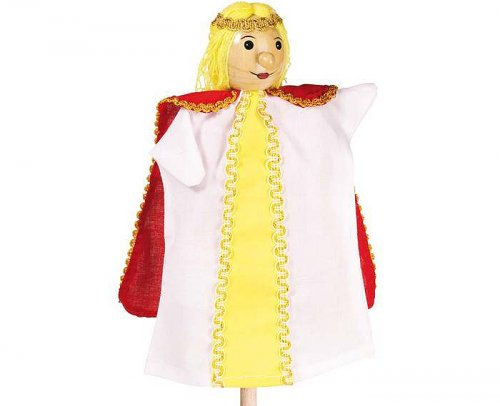 Handpuppet Πριγκίπισσα Goki Κωδ. 51992