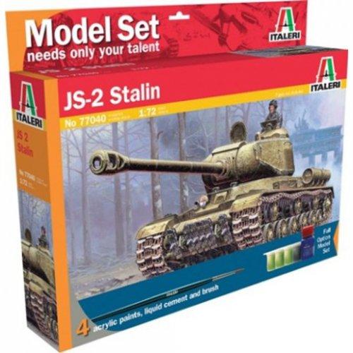JS-2 STALIN 1/72 - Italeri Κωδ: 77040