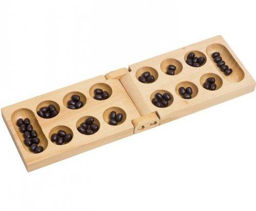 Kalaha Το παιχνίδι των σπόρων Goki Κωδ. HS325