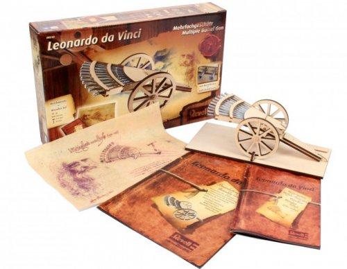 Leonardo da Vinci Multiple Barrel Gun Revell 00510