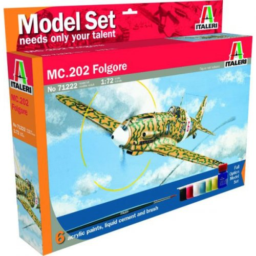 MC.202 Folgore - Italeri Κωδ: 71222