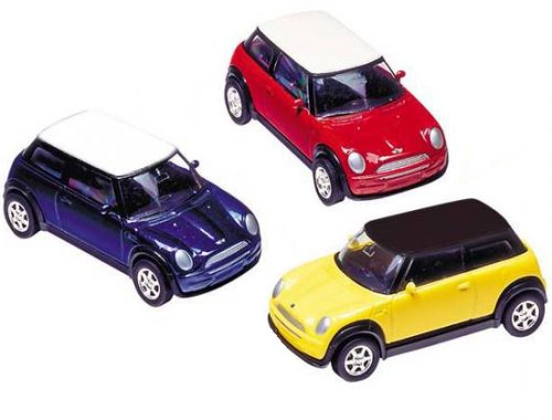 Mini Cooper ( 2001 ) Goki 12031