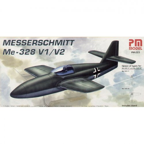PM MODEL MESSERSCHMITT ME328 V1/V2 κωδ. PM223