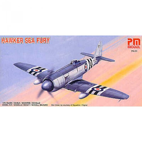 PM MODEL SEA FURY FB 11 κωδ. PM211