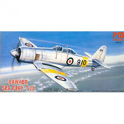 PM MODEL SEA FURY T20 κωδ. PM212