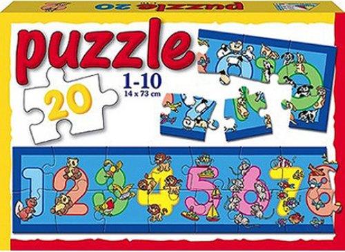 Puzzle 20 1-10 Κωδ.Π401