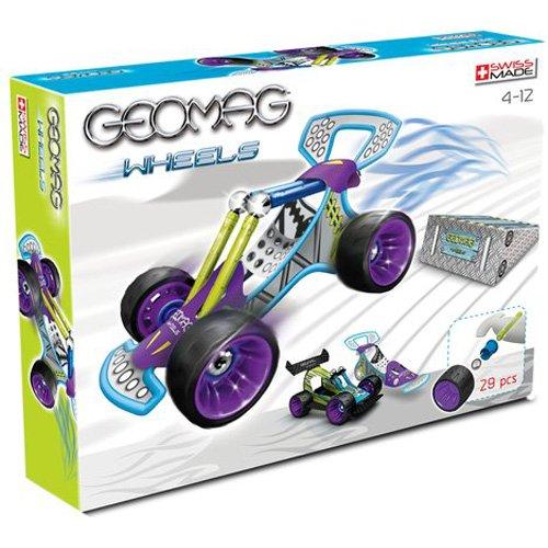 Weels race 2  Geomag - κωδ. GEOM702