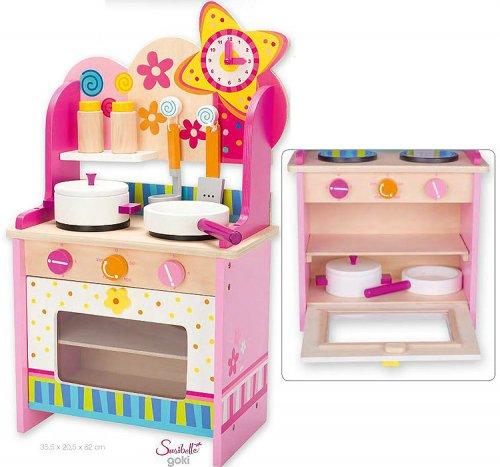 Κουζίνα Susibelle Goki 51604