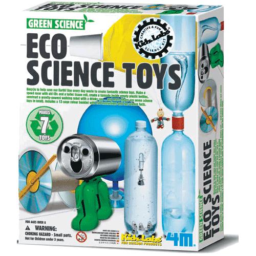 Κατασκευή οικολογικά παιχνίδια - Κωδ. 4m0165