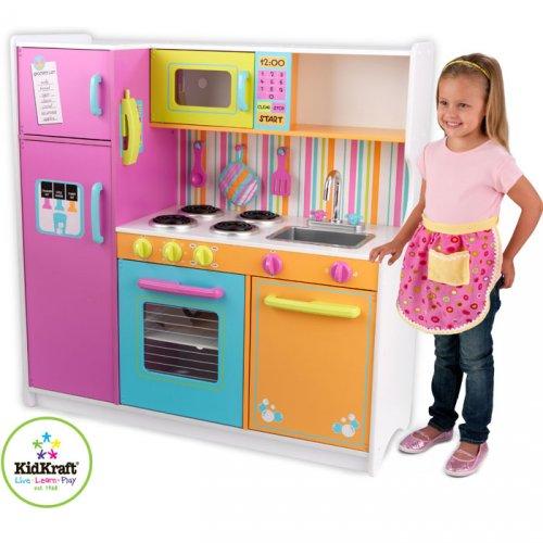 Μεγάλη Φωτεινή Κουζίνα - Kidkraft ΚΩΔ: 53100