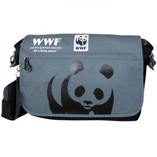 Τσάντα Ώμου WWF Κωδ. 14108