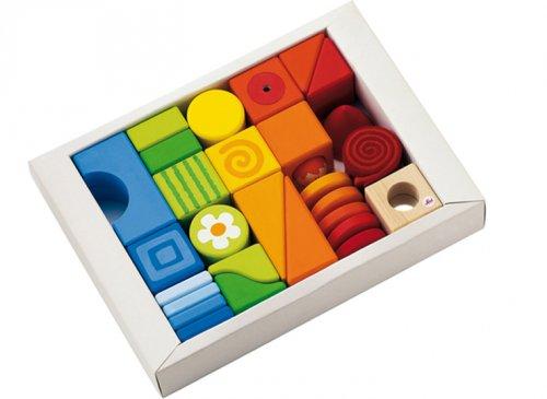 Ξύλινα Τουβλάκια - Sevi Κωδ. 81850