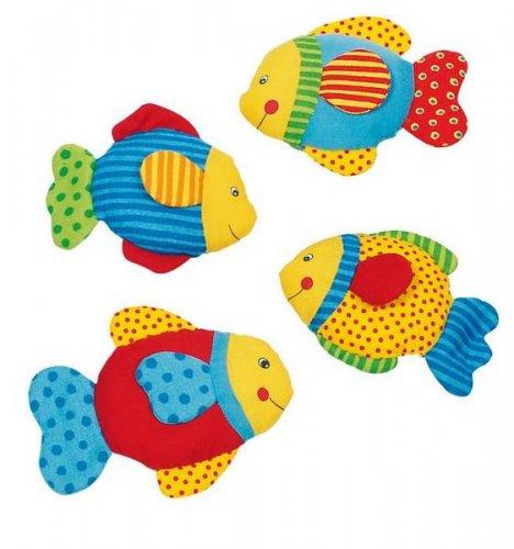 Υφασμάτινα Ψαράκια Goki 65099