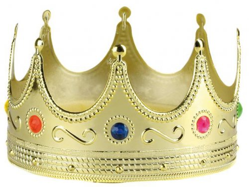 Βασιλική Κορώνα Rubies Κωδ. 160720