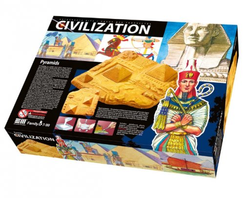Κατασκευή Πυραμίδες Small foot  Κωδ. 8724