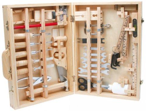 Εργαλειοθήκη με πλήρες σετ εργαλείων Small foot Κωδ. 2241