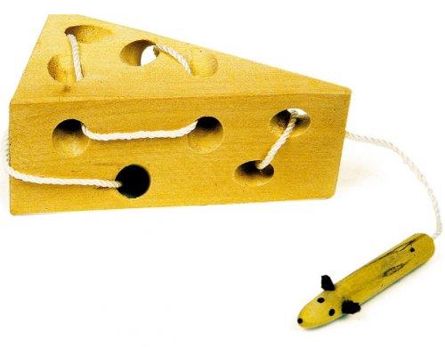 Το Ποντικάκι και το τυρί Small foot Κωδ. 4005