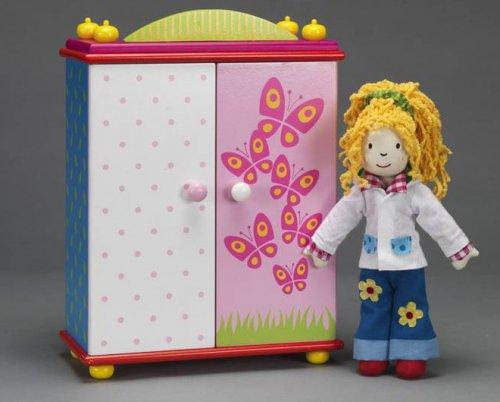 Ντύσε την κούκλα Karry Goki Κωδ. 51770