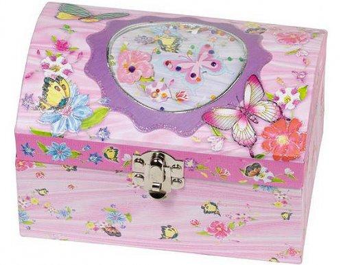 Μπιζουτιέρα - μουσικό κουτί