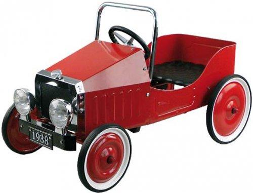 Αυτοκίνητο με πεντάλ Goki Κωδ. 14062