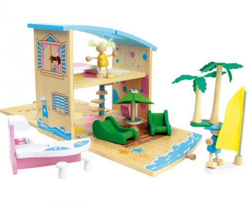 Εξοχική κατοικία σε βαλίτσα  Small foot Κωδ: 9539