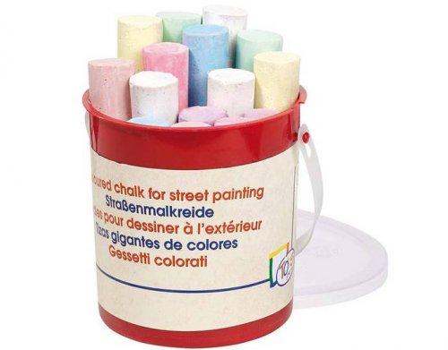 Σετ χρωματιστές κιμωλίες Goki Κωδ. SP401
