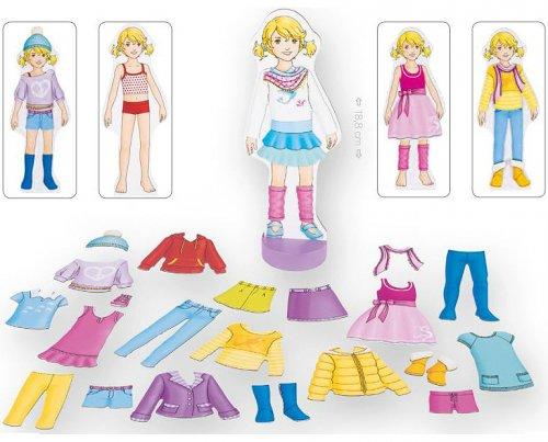 Ντύσε την Κούκλα Goki Κωδ: 58531