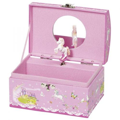 Μουσικό κουτί - μπιζουτιέρα Αλογο Goki 15438