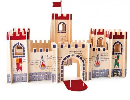 Το Κάστρο των Ιπποτών Small foot Κωδ: 4776