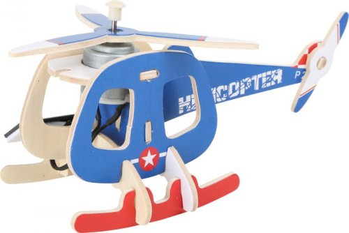 Ηλιακό Ελικόπτερο SmallFoot 6949