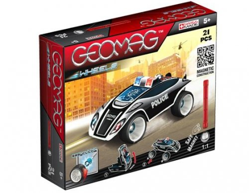 GEOMAG wheels 21pcs Κωδ:GEOM781