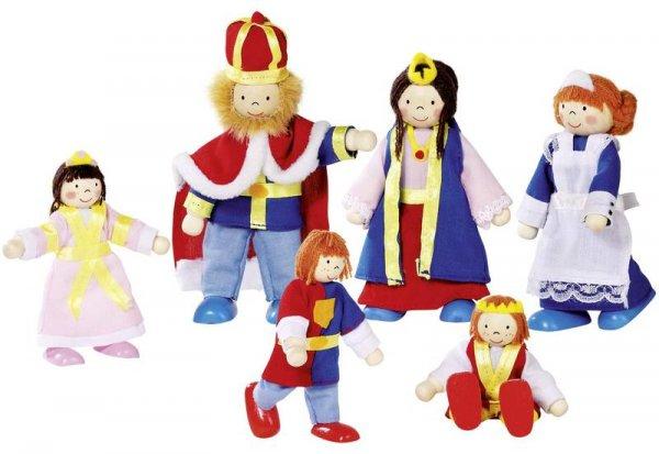 Βασιλική Κουκλοοικογένεια Goki 51797