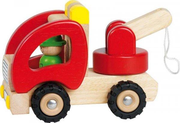 Φορτηγάκι με γερανό Goki Κωδ. 55965