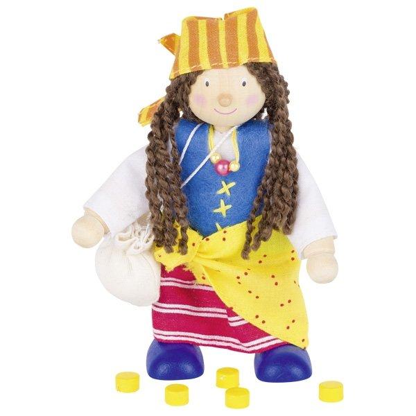 Κούκλα Πειρατίνα Goki Κωδ: 51619